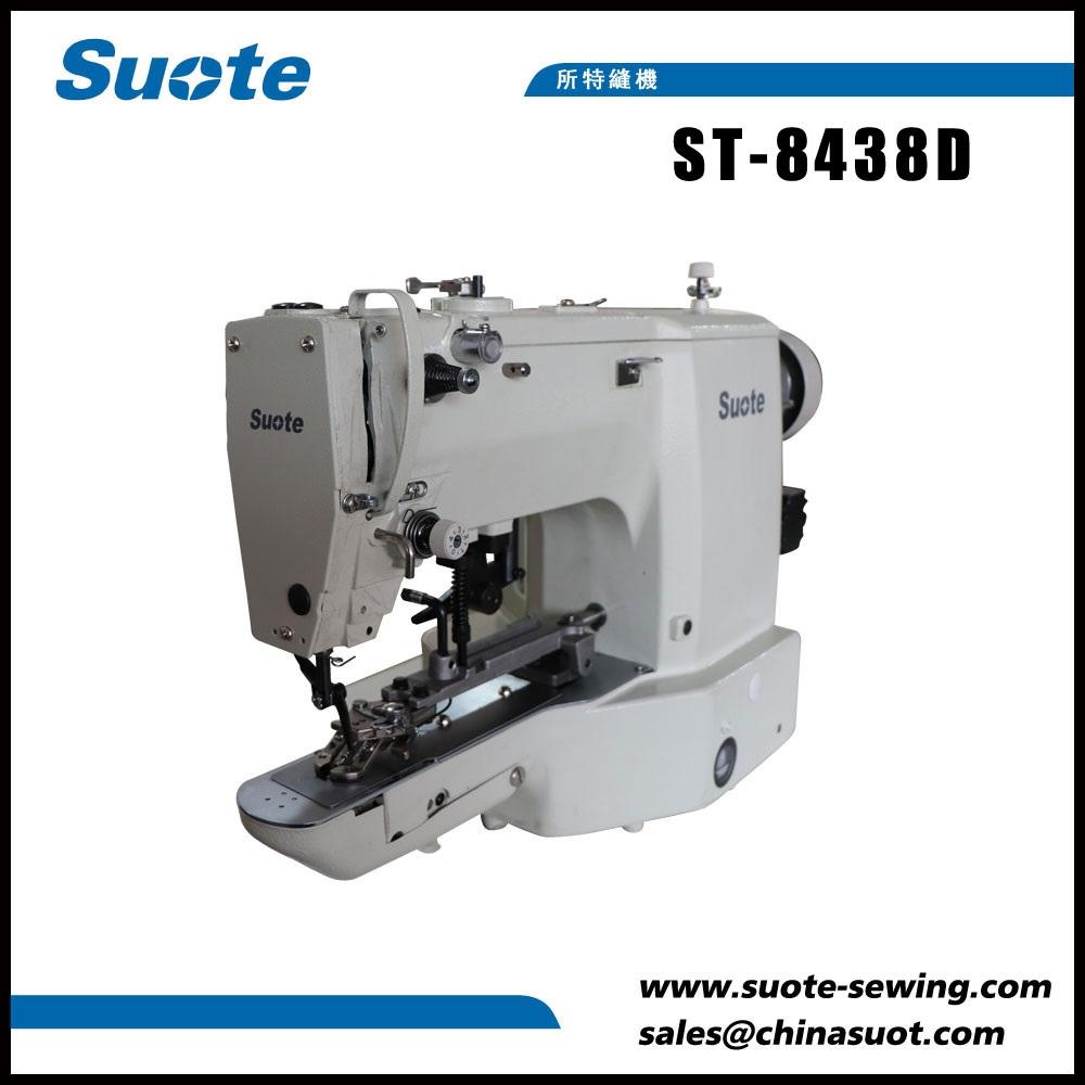 Electronic Button Stitch Sewing Machine