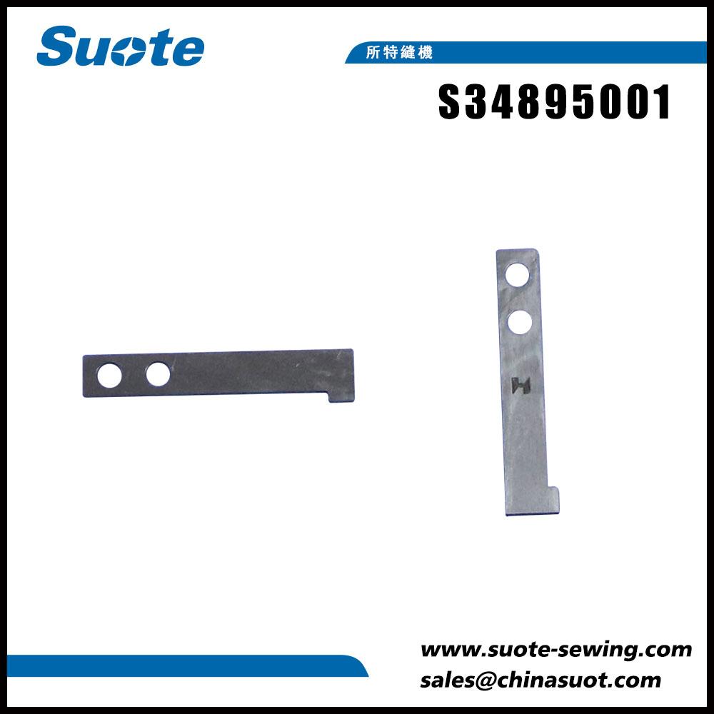 S34895001 Fixed Knife para sa 9820