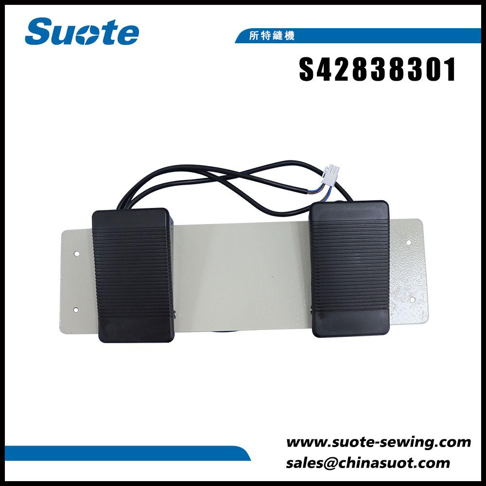 S42838301 Pedal Foot Switch para sa 9820