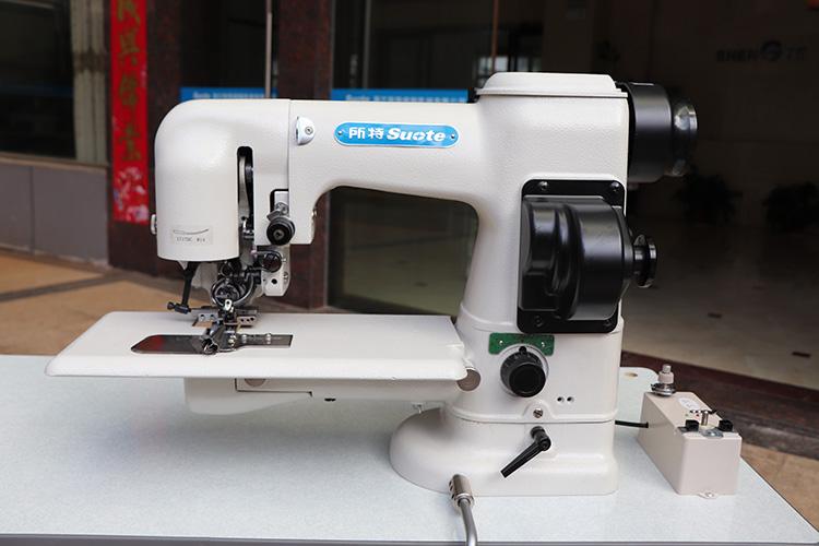 Pagpapanatili ng electric sewing machine graphic na pamamaraan