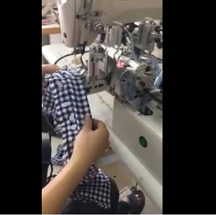 Awtomatikong Pindutan Stitch
